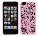 Blommor & Blad Rosa (iPhone 5)