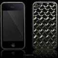 Elite Series Svart TPU Skal iPhone 4S