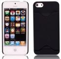 Kreditkortshållare Svart (iPhone 5)