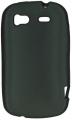 HTC Sensation Silikon Skal Svart
