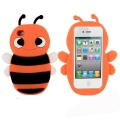 Bi iPhone 5 Skal Orange