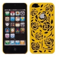 Blommor & Blad Gul (iPhone 5)