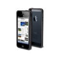 Svart TPU Bumper iPhone 5
