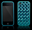 Elite Series Turkos TPU Skal iPhone 4S