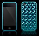 Elite Series Turkos TPU Skal iPhone 4S