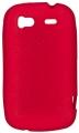 HTC Sensation Silikon Skal Röd