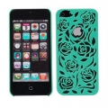 Blommor & Blad Grön (iPhone 5)