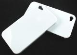Hård Plast Vit iPhone 4