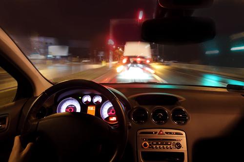 trafikskola natt