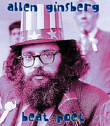 Allen Ginsberg: Beat Poet 1926 - 1997
