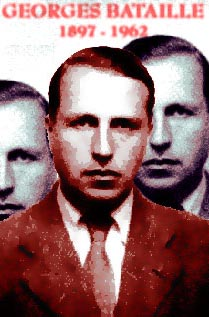 Georges Bataille: 1897 - 1962