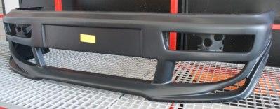 Exempel på hur våra ABS fronter ser ut vid leverans!!Passar Golf 3