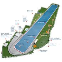 Der Olympische Kanal