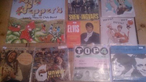 Elvis, Sven-Ingvars, KnäppUpp, Lill-Babs, Towa Carson