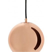 Frandsen Lightning Ball Copper Ø18 cm - taklampa