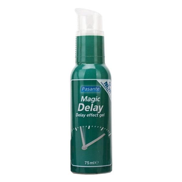 Magic Delay Effect Gel.