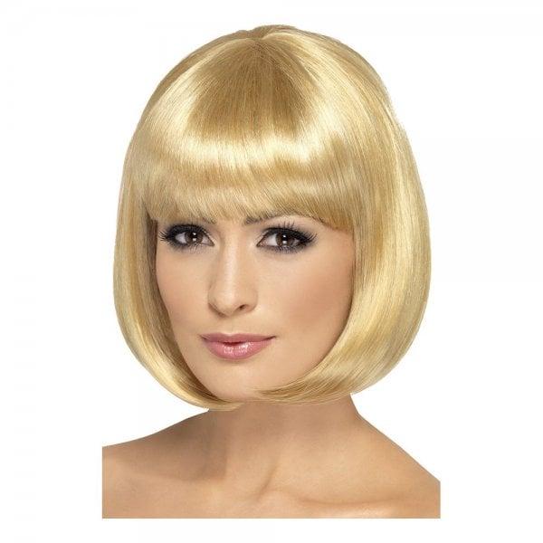 Köp blond peruk till billigt pris.