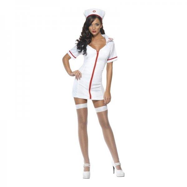 Klä ut dig till sexig sjuksköterska