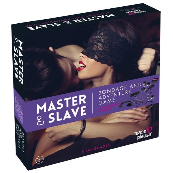 Master and Slave erotiskt spel
