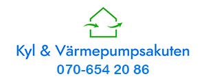 Värmepumpar Halmstad - Kyl och Värmepumpsakuten