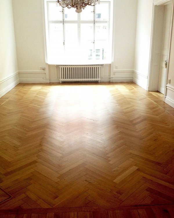 slipa golv borås