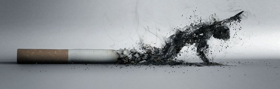 Vattenånga Cigarett
