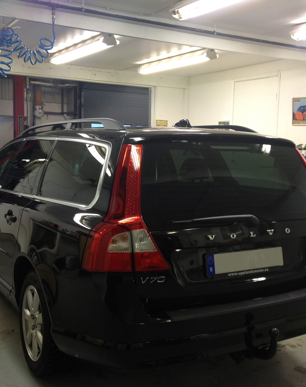 Volvo V70 Solfilm