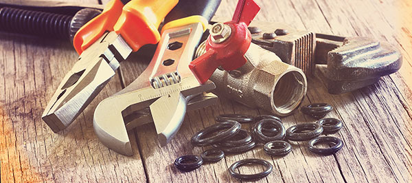 verktyg rörmokare