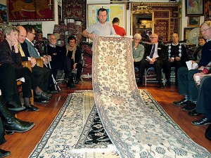knyta mattor