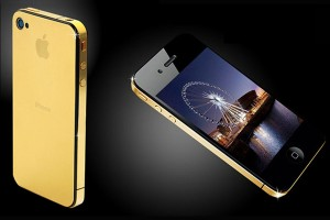 Iphone 4g gold edition