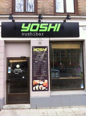 Yoshi Sushi och Sushibar