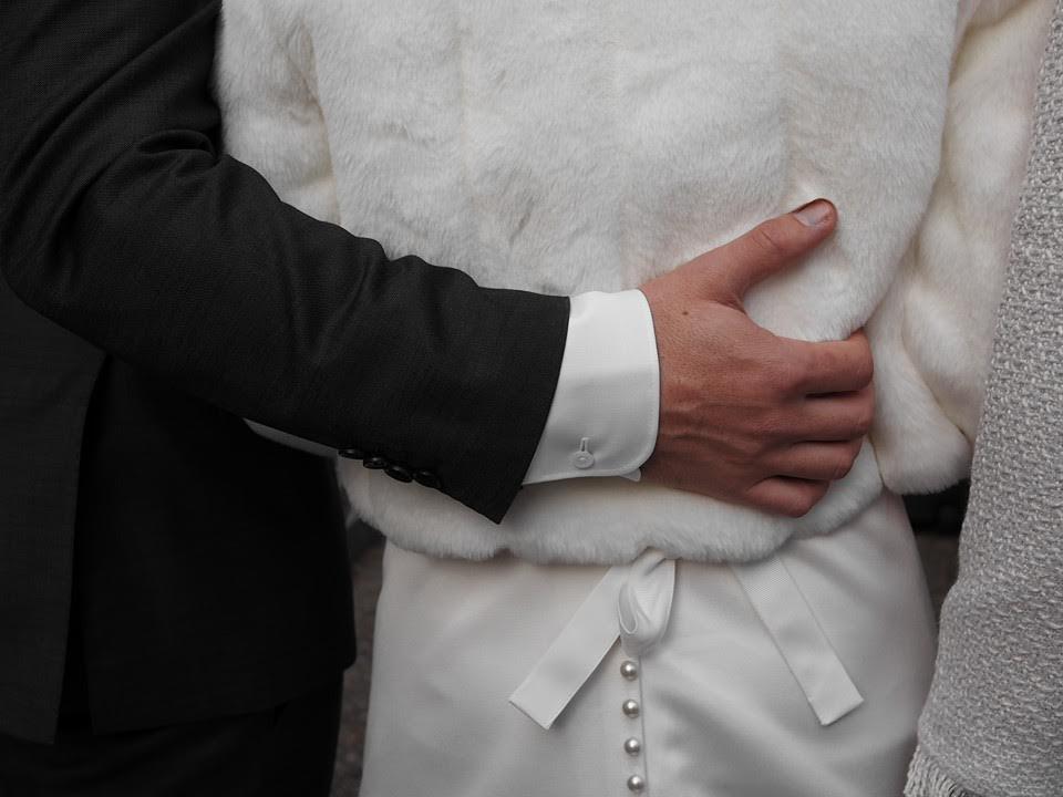 Nygift par.