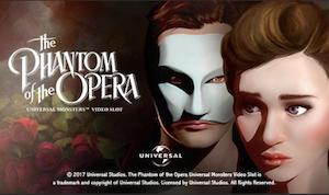 Netent Phantom of the Opera free spins