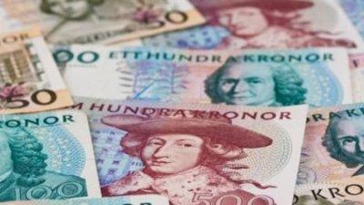 svenska sedlar köpes
