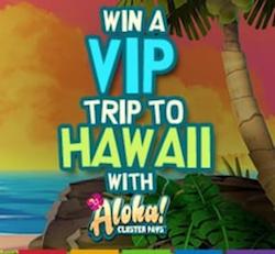 VIP resa till Hawaii hos Slotsmillion