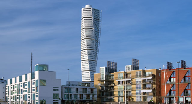 Kontor & Konferens på Turning Torso