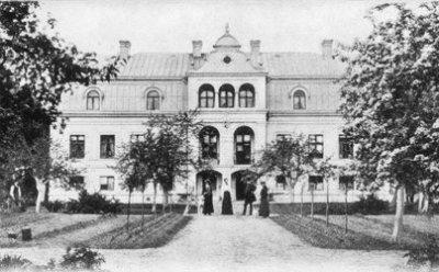 Farsta Slott i Gustavsberg