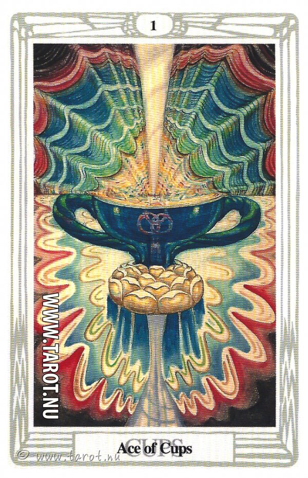 Ess i Bägare - (Ace of Cups)
