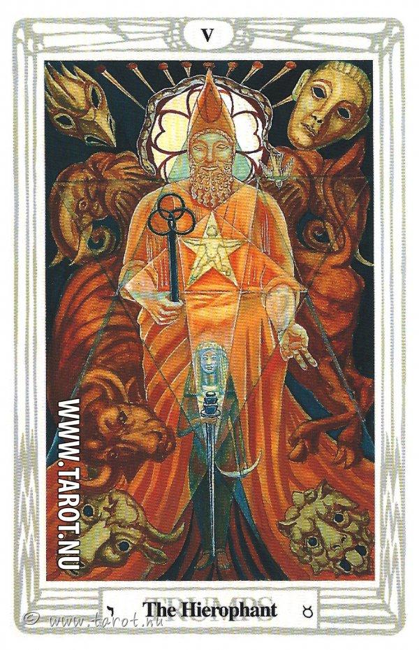 Översteprästen (The Hierophant)