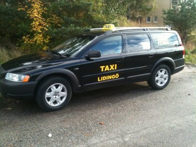 taxi 020 priser