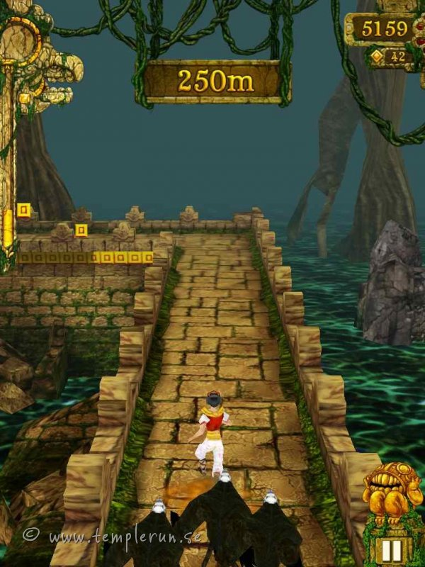 play online temple run