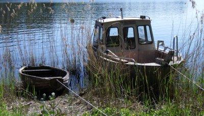 timbobryggan båt