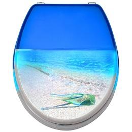 drift bottle designer toilet seat