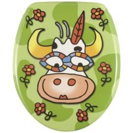 Wenko Crazy Cow Toilet Seat