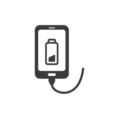 Mobile charger-icon