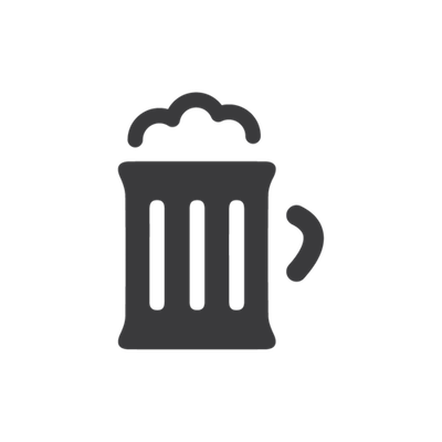 Glass of beer-icon
