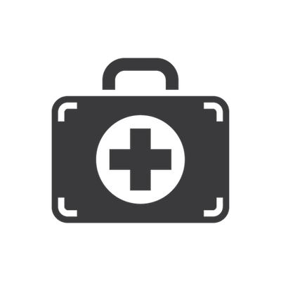 First aid kit Medical help Hospital-icon