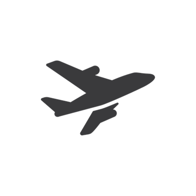 Airplane Airport-icon