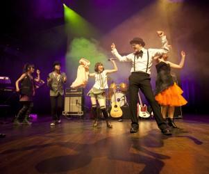 Jon & Erika dansar med Minxzone