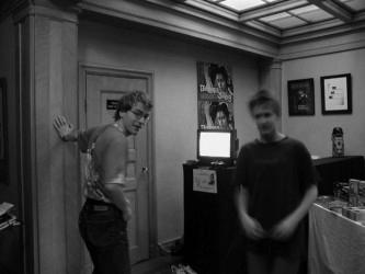 Simon och Daniel
